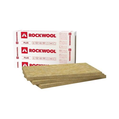 Wełna mineralna Rockwool Steprock PLUS 2 cm skalna 30 kPa 0,039 W/(mK) 7.2 m2