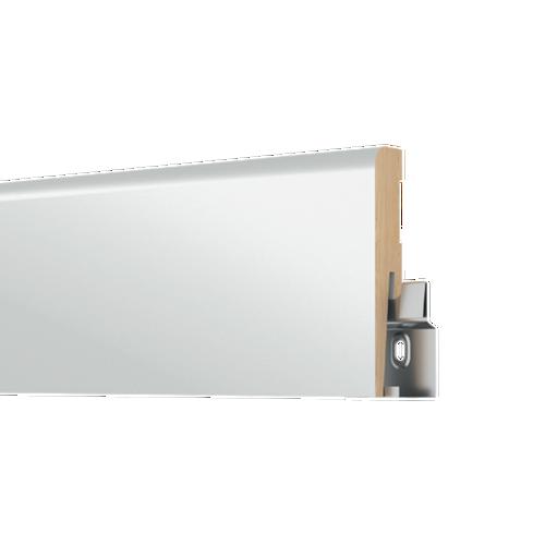 Listwa Laque 80x2420 mm biała LL0811