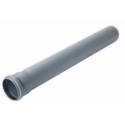 Rura kanalizacyjna z kielichem 110 mm 1 m