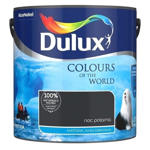 Farba Dulux Kolory Świata noc polarna 2,5l
