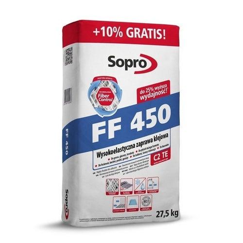 Zaprawa klejowa FF450 Sopro 27.5 kg