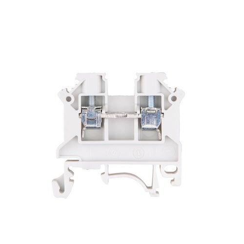 Złączka szynowa ZSG 4 0,5-4mm2 TS 32, 35 szara
