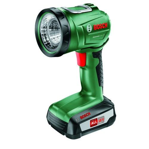 Latarka 18V Universal Lamp Bosch / bez aku