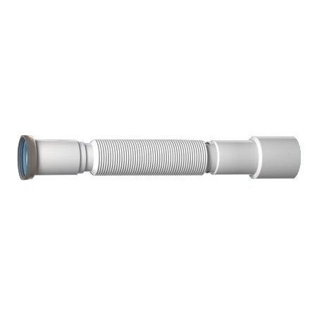 Półsyfon zlewozmywakowy uniwersalny z nakrętką 40/50 mm