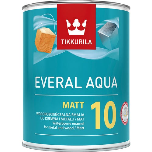 Emalia Tikkurila Everal Aqua Matt 0,9 l