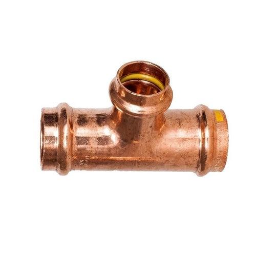 Gaz Trójnik redukcyjny 28x22x28 mm