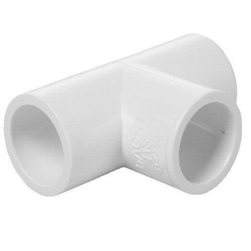 PVC Trójnik redukcyjny GW 3/4x3/4x3/4