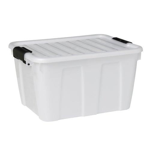 Pojemnik Home Box 31 l biały