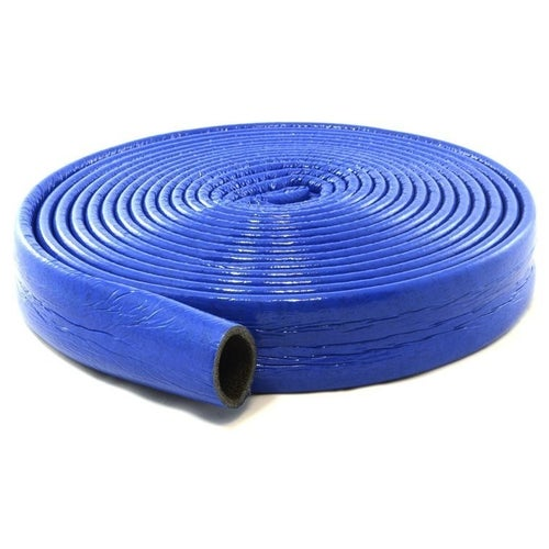 Otulina niebieska PE PWL 28x6 mm 10 mb