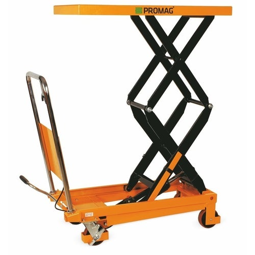 Wózek platformowy unoszący 350 kg