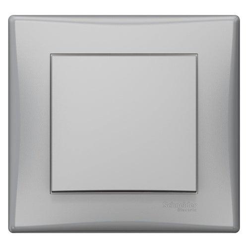 Schneider Sedna aluminium przycisk