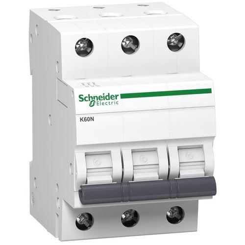 Wyłącznik nadprądowy K60N 3P B 16A A9K01316 Schneider