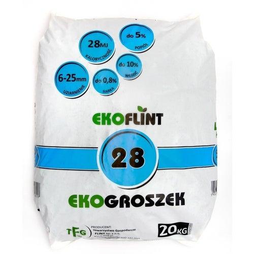 Ekogroszek Ekoflint 28 MJ 20 kg