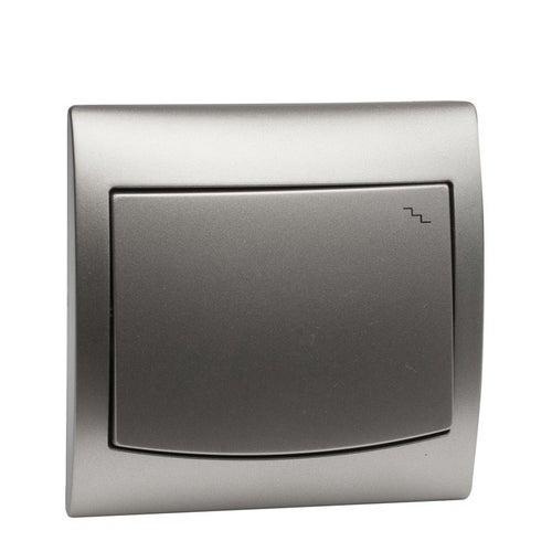 Polmark Vega srebro łącznik schodowy