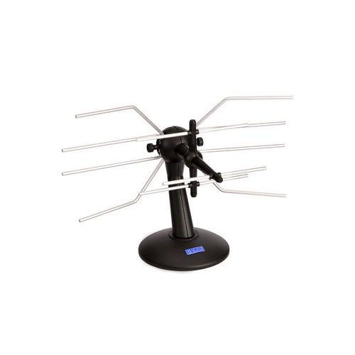 Antena pokojowa DSP-860 VHF/UHF/FM 20-30dB ze wzmacniaczem
