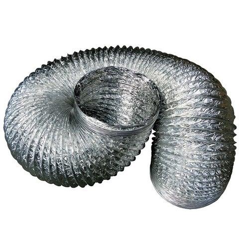 Kanał elastyczny aluminiowy fi 100 1,0mb KF100-10