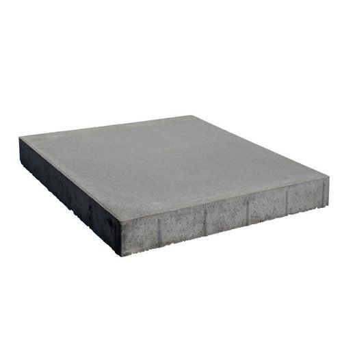 Płyta chodnikowa BaumaBrick szara 50x50x7 cm gładka