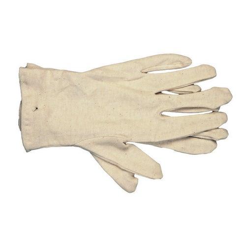 Rękawice z bawełny RWK, rozm. 10 (XL)