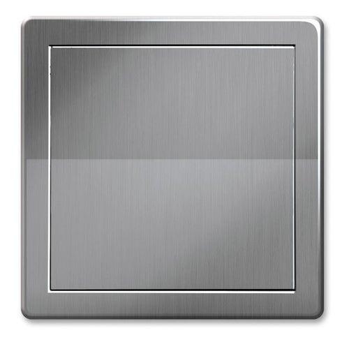 Drzwiczki rewizyjne 20x25 cm srebrne
