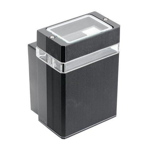 Kinkiet Nessa 50W GU10 IP54 czarny