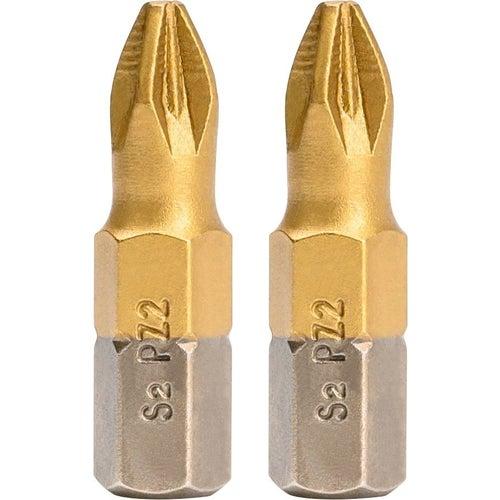 Bity PZ2x25 mm, 2 szt.