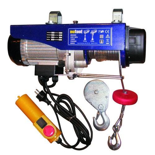 Wciągarka elektryczna 1250W MWA800 NuTool