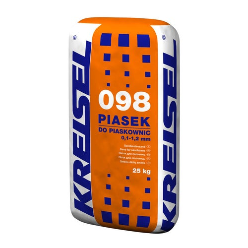 Piasek do piaskownic w worku Kreisel 25 kg