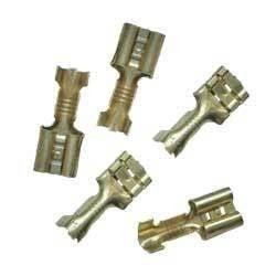 Konektor źeński J 6,3-2,5mm2 10szt