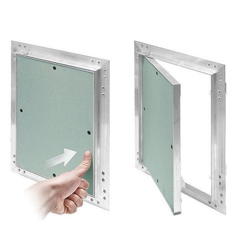 Klapa rewizyjna aluminiowa 250x400x12,5 mm