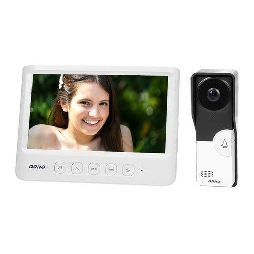 Zestaw wideodomofonowy Imago 7 biały OR-VID-MC-1059/W