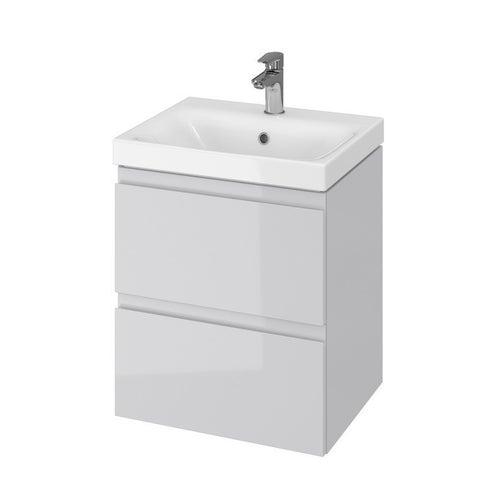 Zestaw szafka z umywalką Cersanit Moduo 50 cm