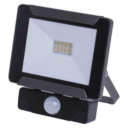 Naświetlacz LED 10W 800lm 4000K IP54 z czujnikiem ruchu