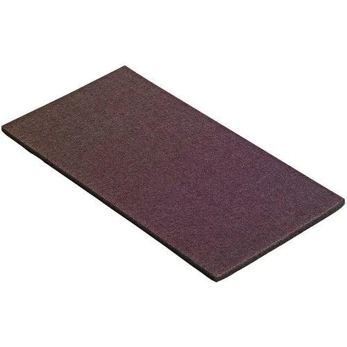 Filc brązowy 100x200 mm