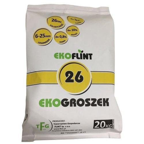 Ekogroszek Ekoflint 26 MJ 20 kg