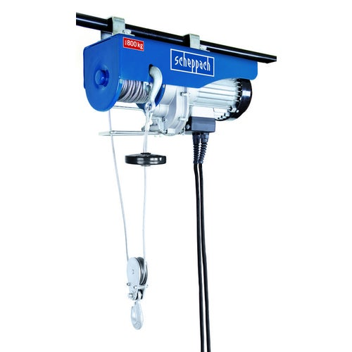 Elektryczna wciągarka linowa HRS 800 Scheppach