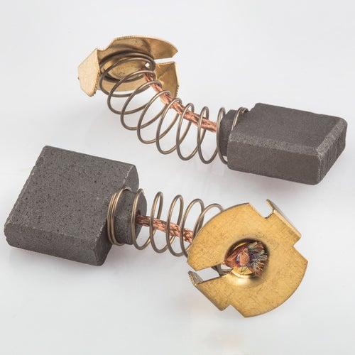 Szczotki węglowe 18x7x17 mm, końcówka X3