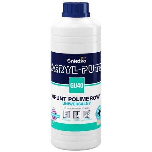 Grunt polimerowy Śnieżka Acryl Putz StartPro 1l