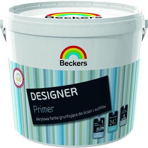 Farba gruntująca Beckers Designer Primer 3l