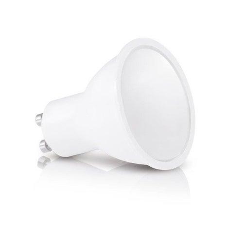 Żarówka LED 1W GU10 90LM 120st ciepło biała