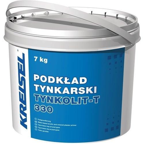 Podkład pod tynki mineralne Kreisel Tynkolit-T 330 7 kg, biały