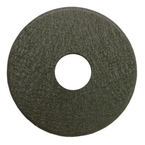 Rozeta pojedyncza do zaworów ø 25 mm, 58 mm, grafitowa
