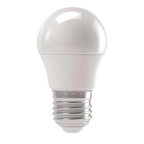 Żarówka LED 4W E27 330lm kulka ciepło biała