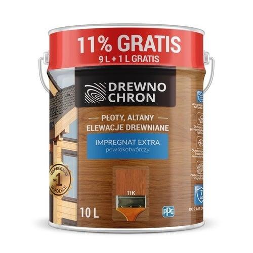 Impregnat Drewnochron Extra tik 9+11%l