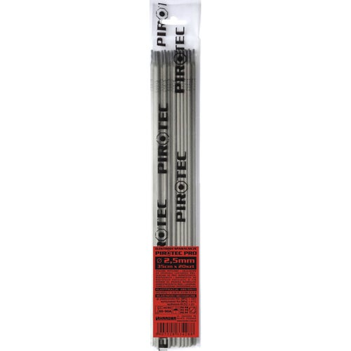 Elektrody rutylowo-celulozowe 3,2 mm PRO, 20 szt.
