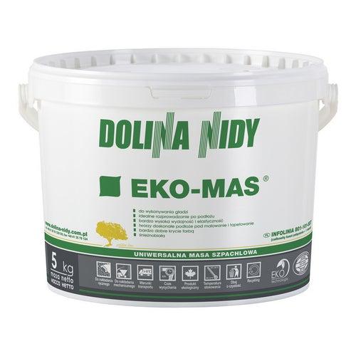 Masa szpachlowa Dolina Nidy Eko-Mas 5 kg