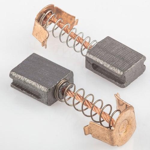 Szczotki węglowe 9x5x11 mm, końcówka X8