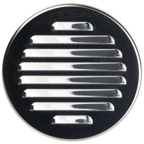 Kratka wentylacyjna metalowa fi 125 M11N nierdzewna