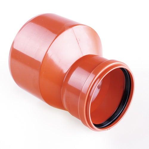 Redukcja kanalizacyjna zewnętrzna, PVC  fi 160/110 mm