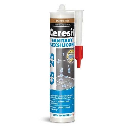 Silikon sanitarny CS25 145 almondtree brown 280 ml
