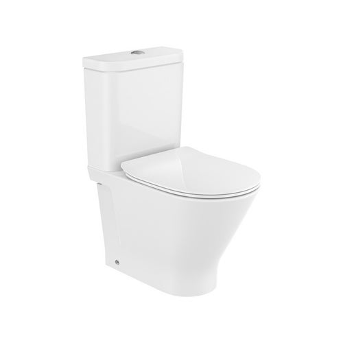 WC Kompakt Roca Gap Round A34D0N4000